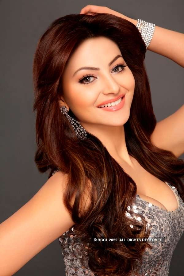 Urvashi Rautela: Official photoshoot for Miss Universe