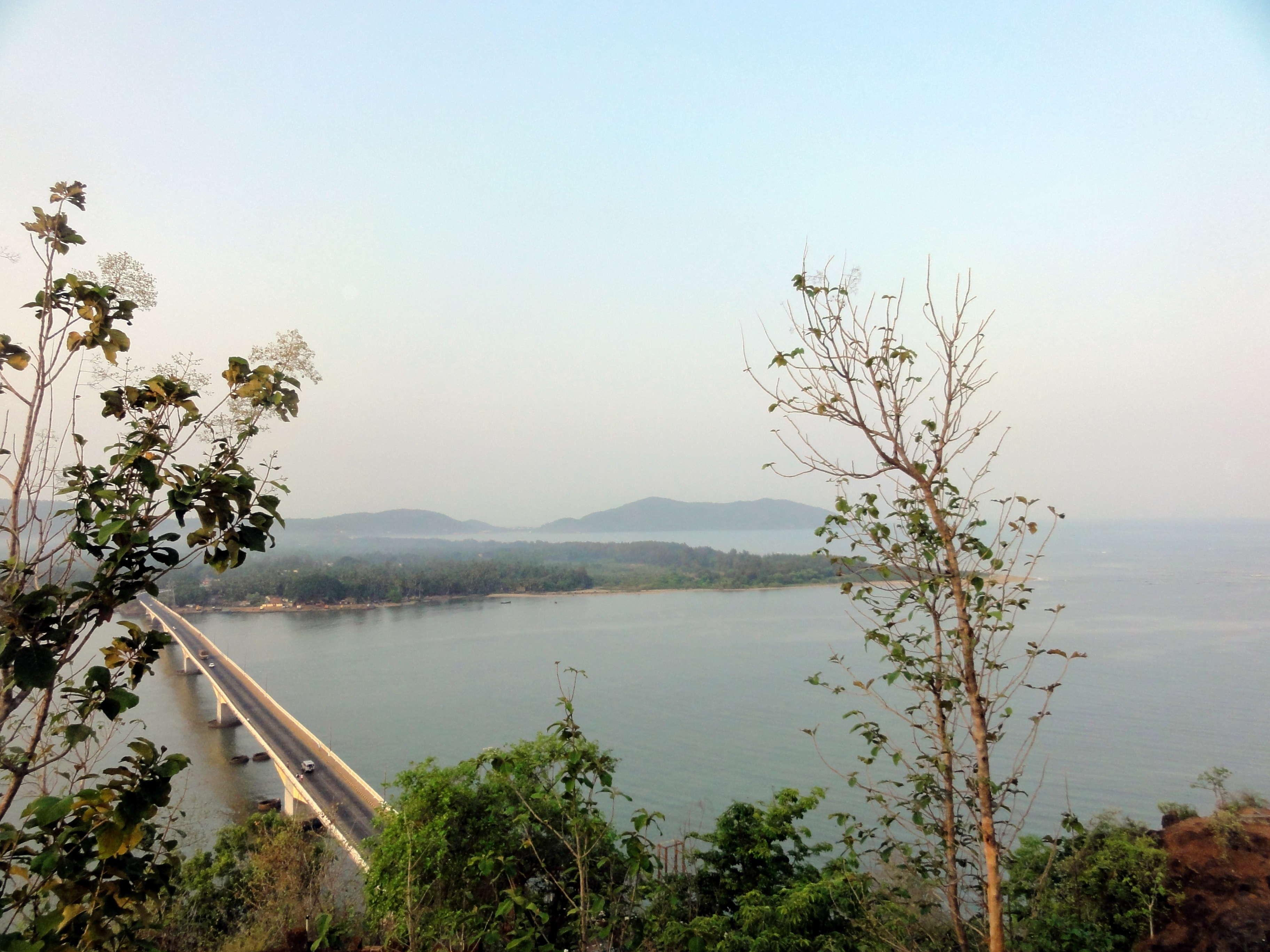 Kali River Bridge and Estuary Point