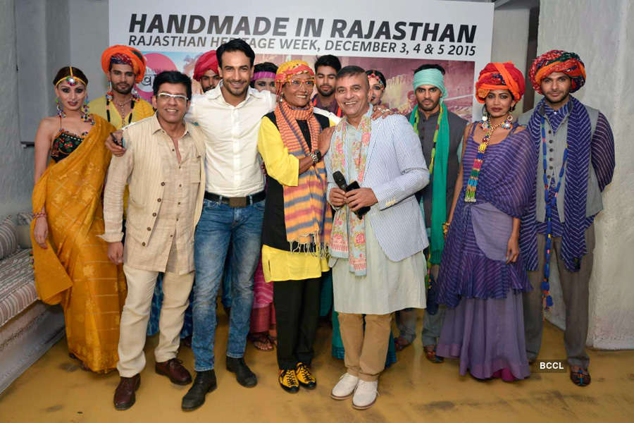 Rajasthan Heritage Week: Press Meet