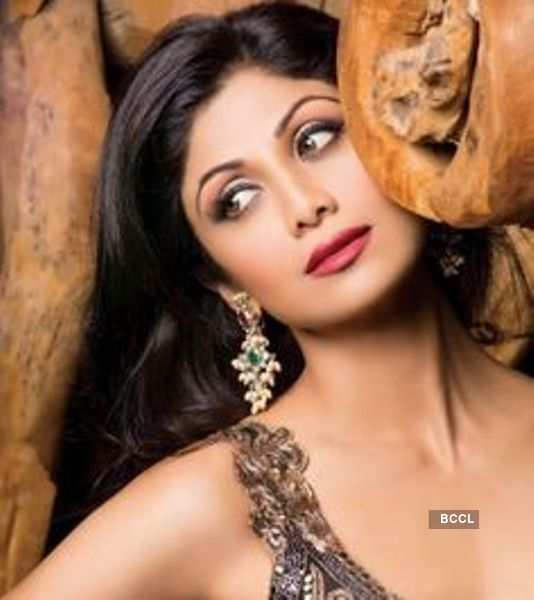 Shilpa Shetty's Portfolio Pics