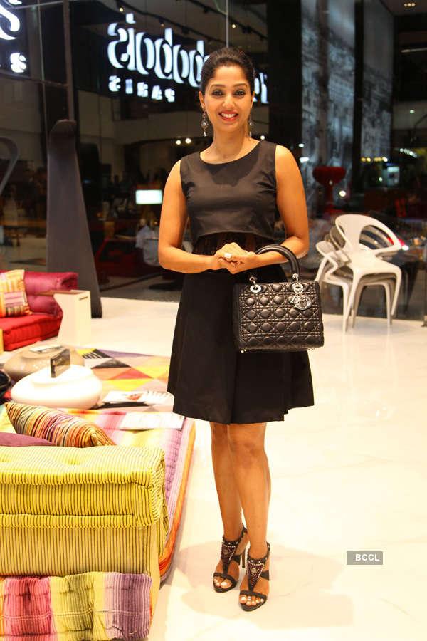 Suman Ranganathan at store launch