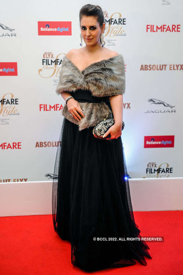 Filmfare Glamour and Style Awards 2015: Red Carpet
