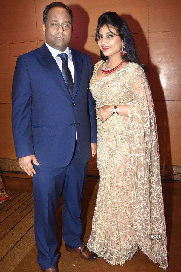 Kapil @ Wedding Reception