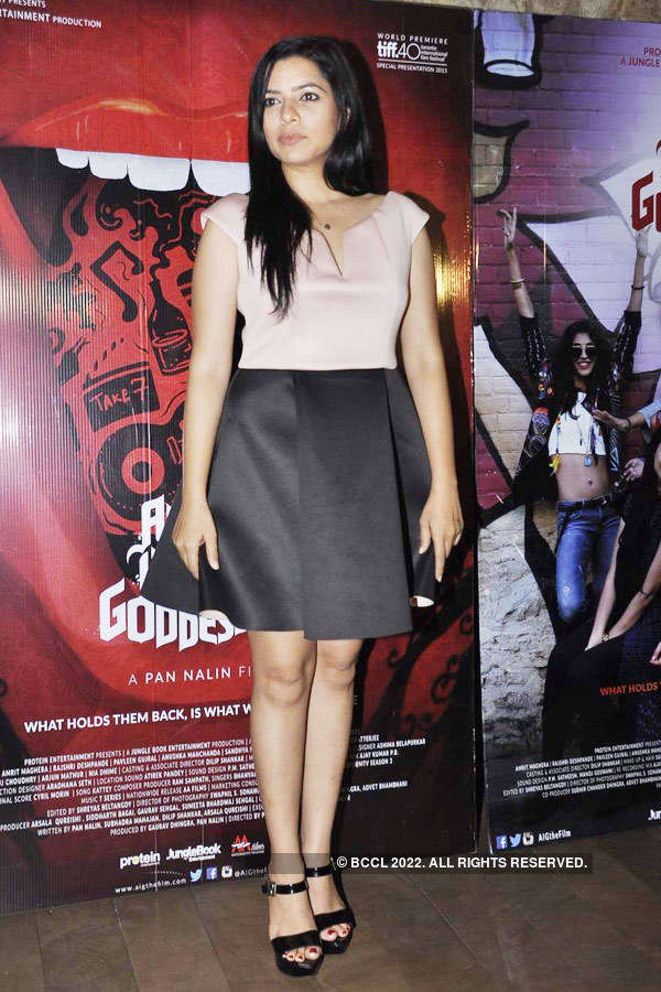 Angry Indian Goddesses: Screening