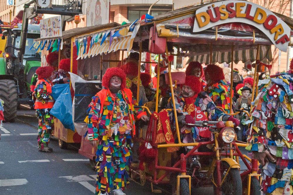 karneval düsseldorf