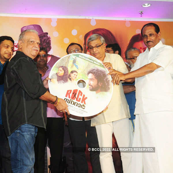 Rock Star audio launch