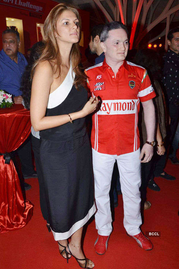 Celebs @ Gautam Singhania's party