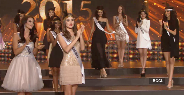 Miss Supranational 2015: Cocktail round