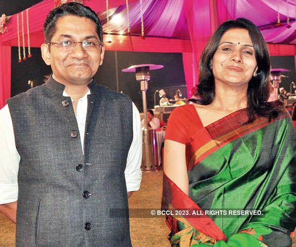 Ashish, Bharti's wedding ceremony