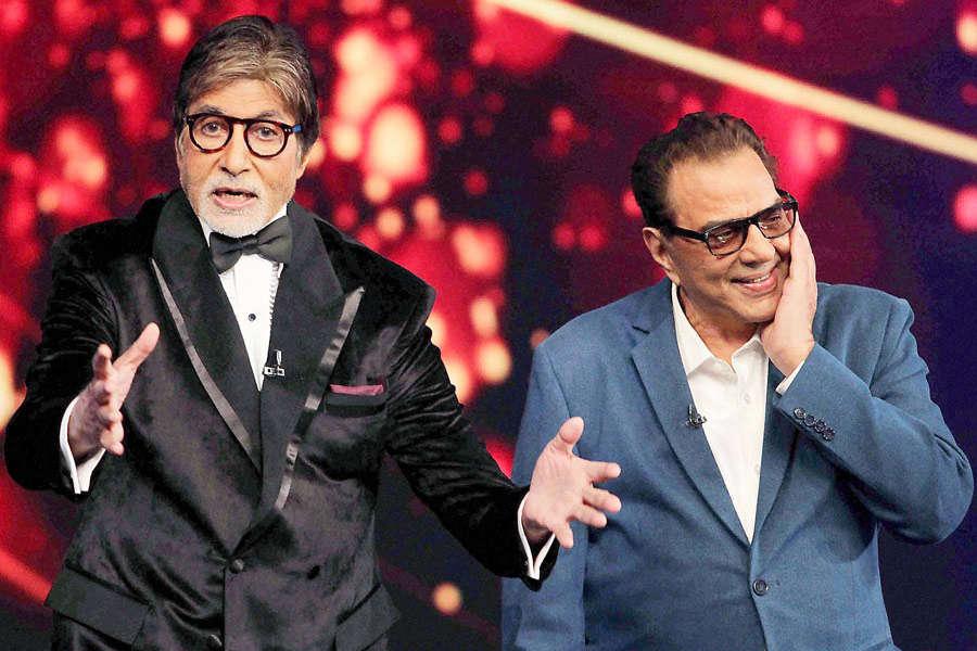 Aaj Ki Raat Hai Zindagi: On the sets