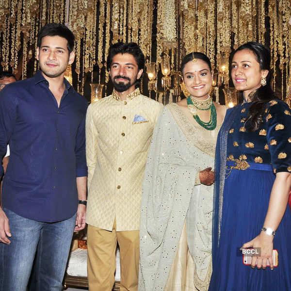 Priyanka & Nag's reception