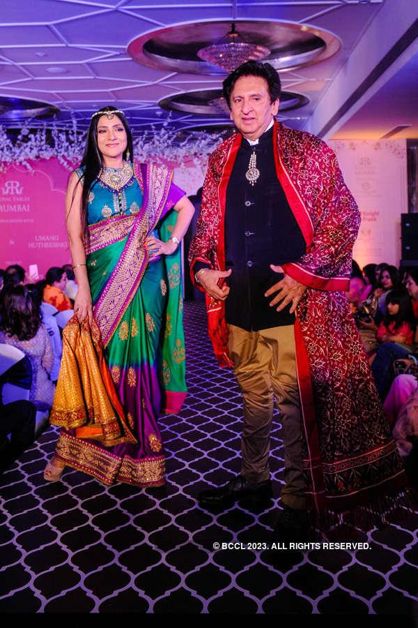Royal Fables fashion show
