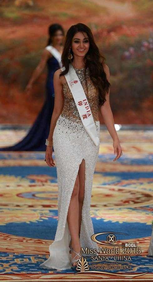 Top 10 designer dresses at Miss World 2015