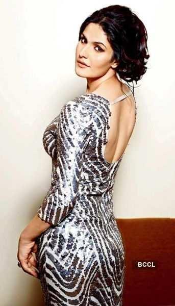 Zareen Khan's Portfolio Pics