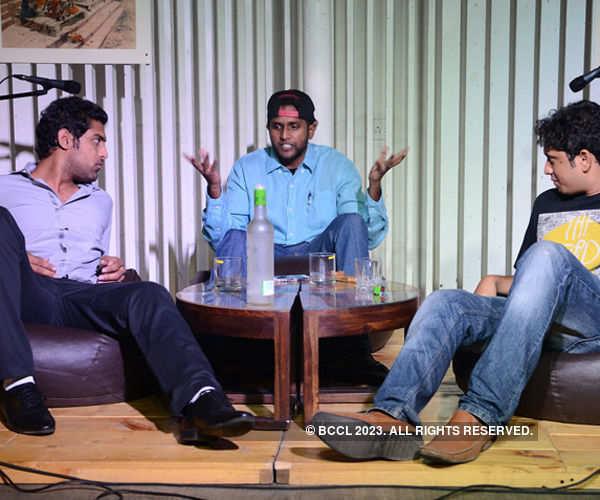 Theatre Presentation at Hyderabadi Cafe