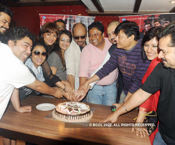 Byomkesh: Sucess party