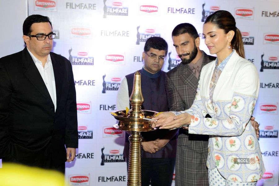 Filmfare Awards: Press Meet