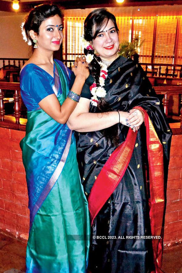 Chennai Express-themed party
