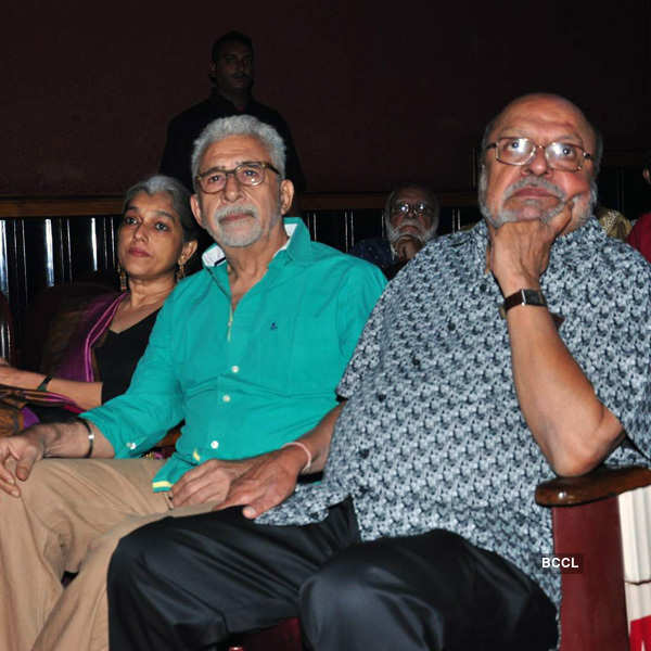 Shyam Benegal's 81st b'day celebrations