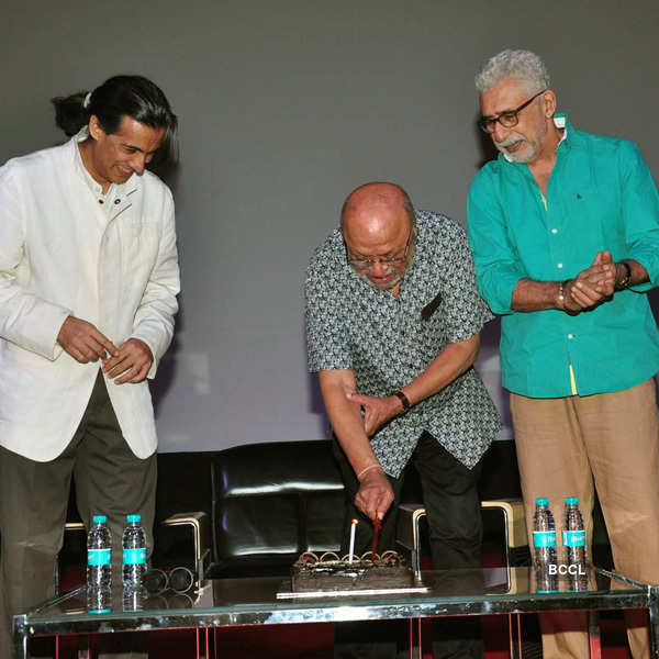 Shyam Benegal's 81st b'day celebrations