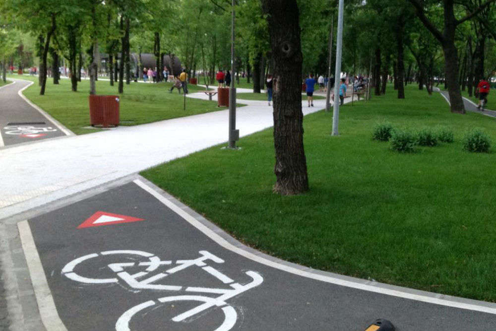 Drumul Taberei Park