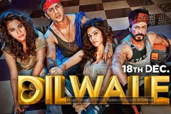 Dilwale: Reasons to watch the film
