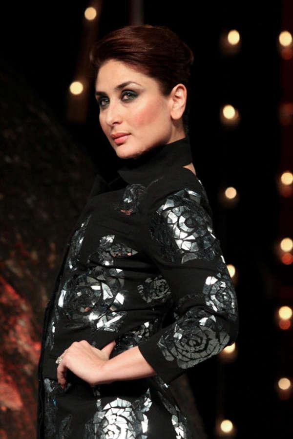 Kareena Kapoor on the Ramp