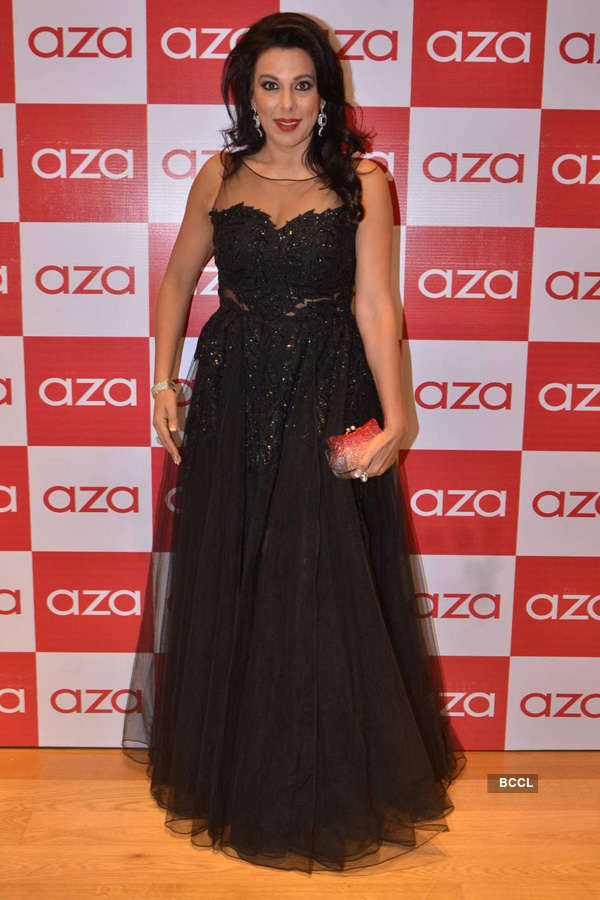 Celebs @ Shivani Awasty's collection launch