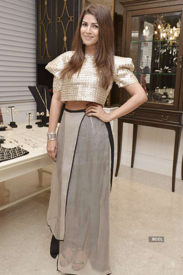 Celebs @ Jewellery Preview