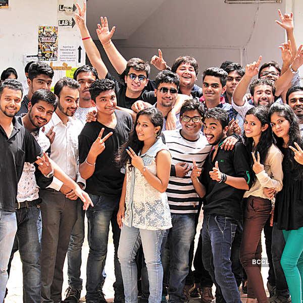 Get-together @ Raisoni College