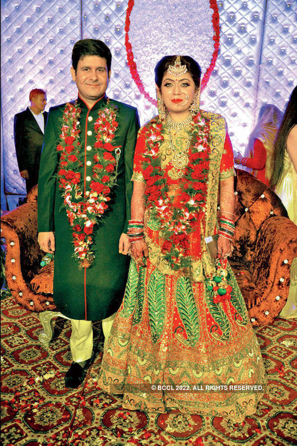 Udit and Pallavi's  Wedding Ceremony