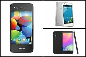 10 cheapest 4G smartphones you can buy in India