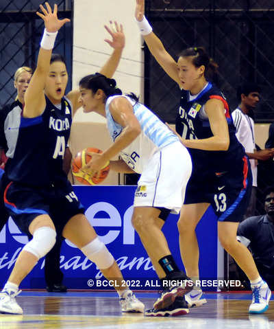 23rd Asian Basketball Championship