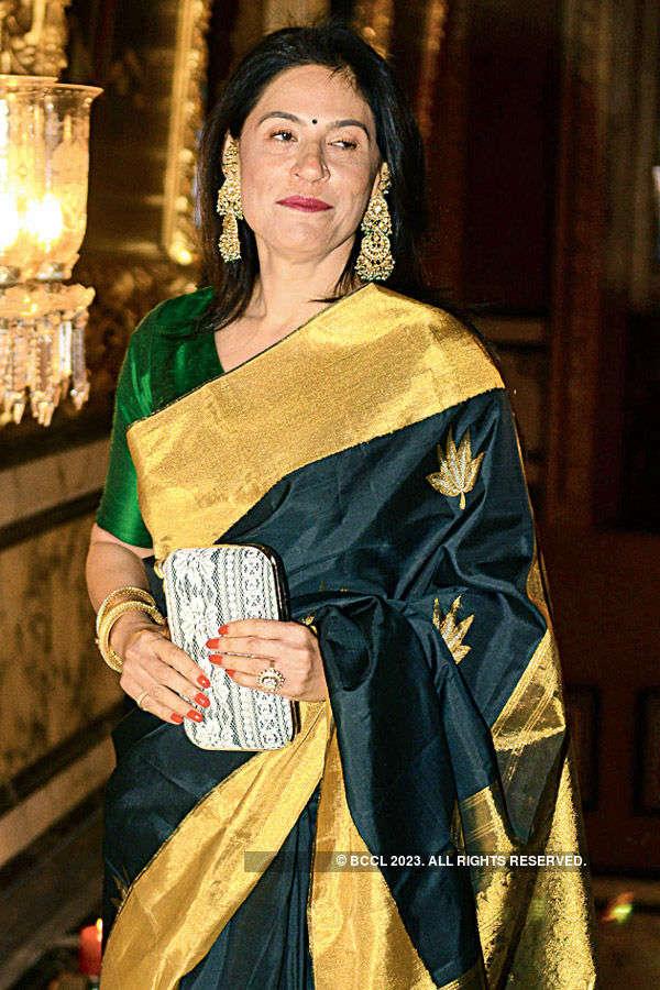 Begum Bilkees' felicitation party