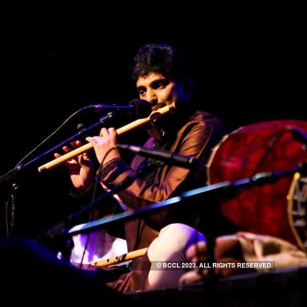 Anoushka Shankar's concert