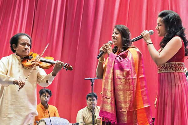 Subramaniams perform live