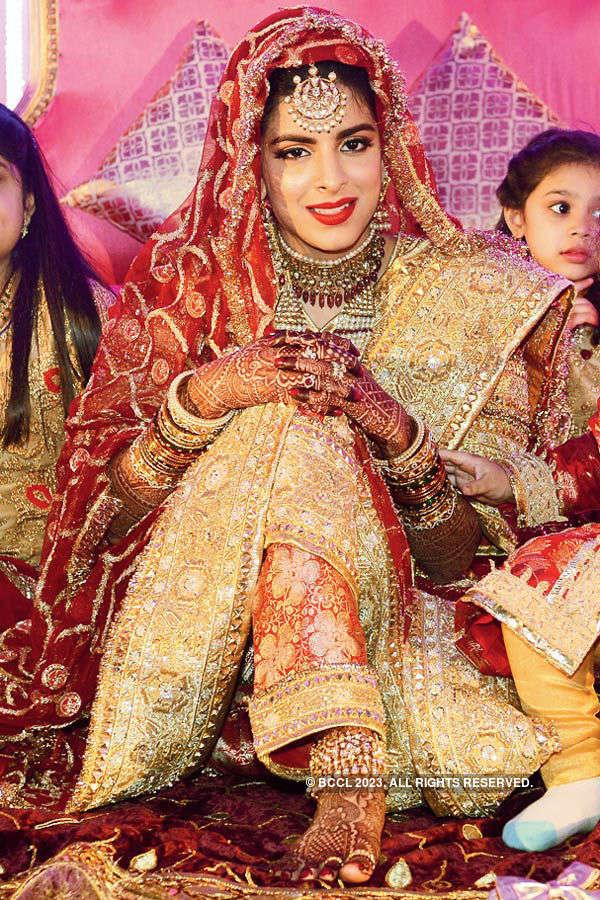 Iqra & Badar's wedding ceremony