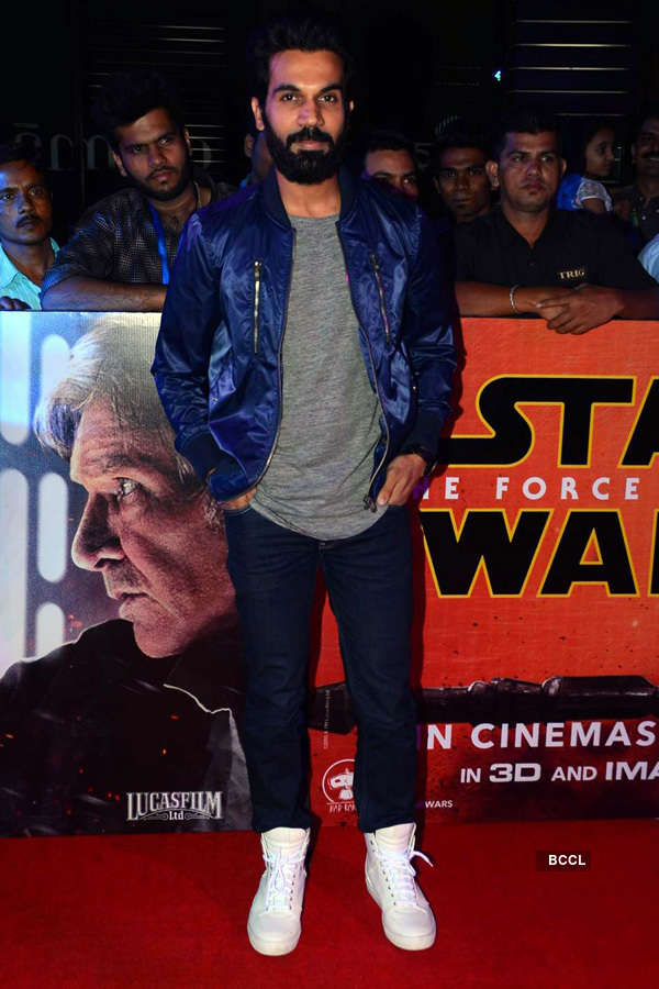 Star Wars: The Force Awakens: Premiere