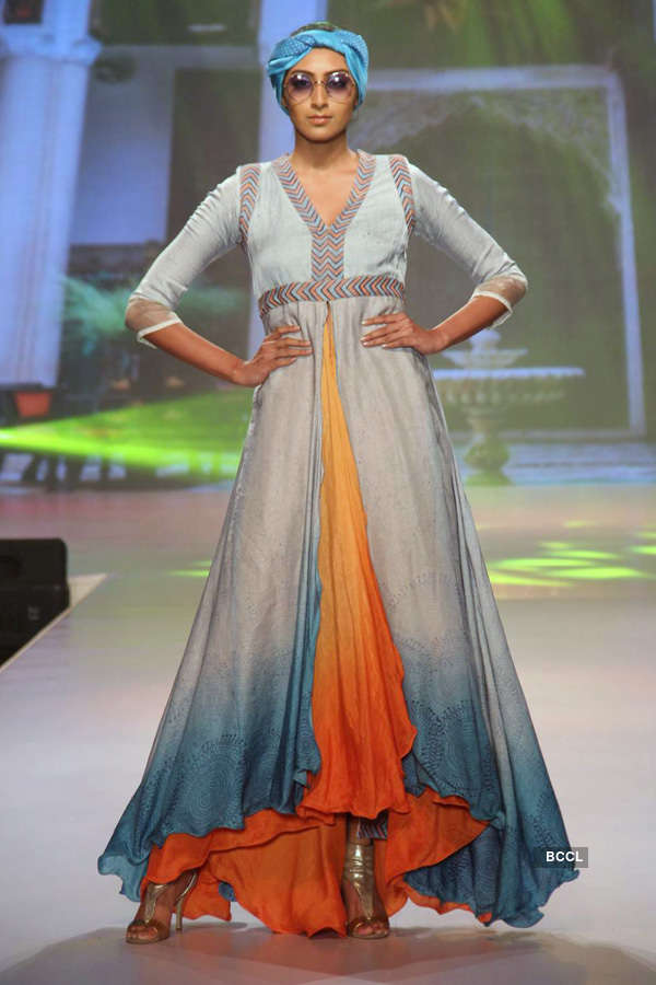 Liva Protege Fashion Show '15