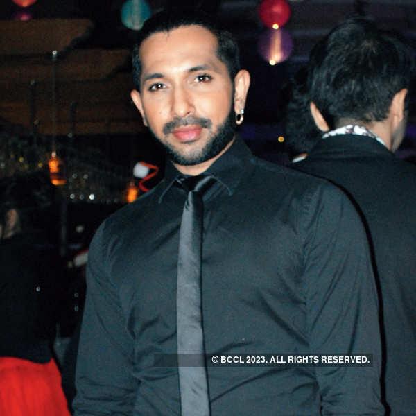 Shakir Shaikh's b'day party
