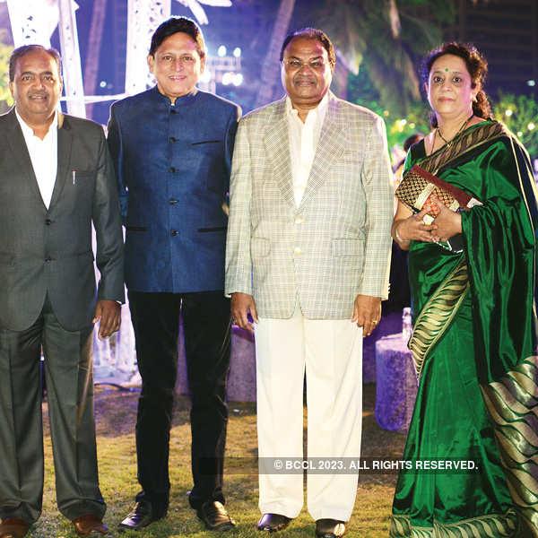 Akruti & Abhishek's wedding celebration