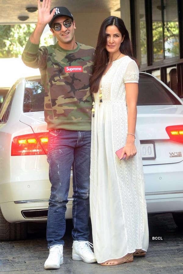 Celebs @ Shashi Kapoor's Xmas brunch