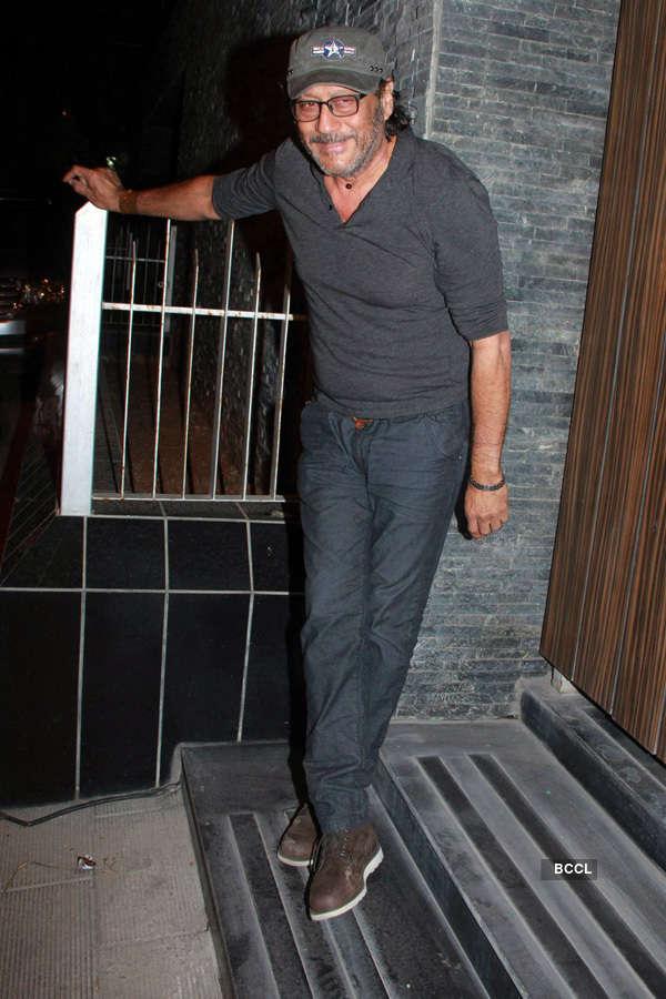 Celebs @ Aamir's dinner party