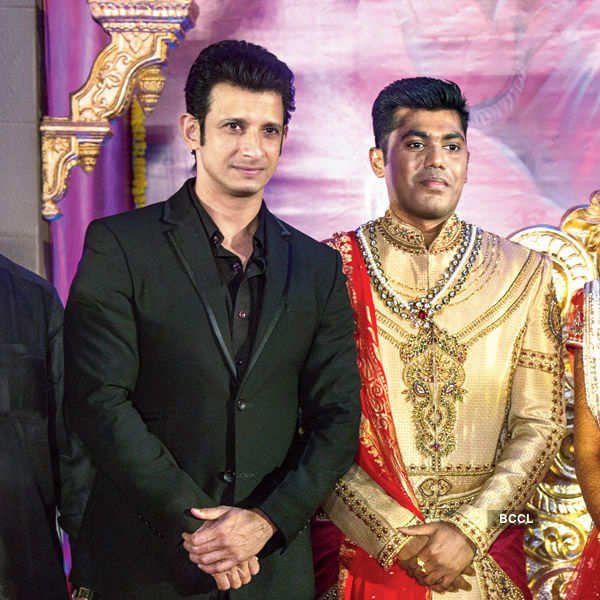 Mandar and Shivangi's wedding ceremony