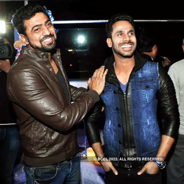 Celebs @ song launch