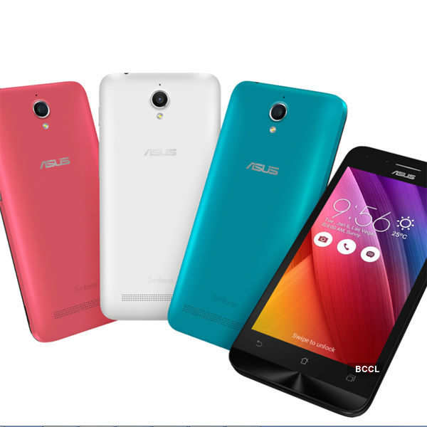 ASUS launches 3G-enabled smartphone