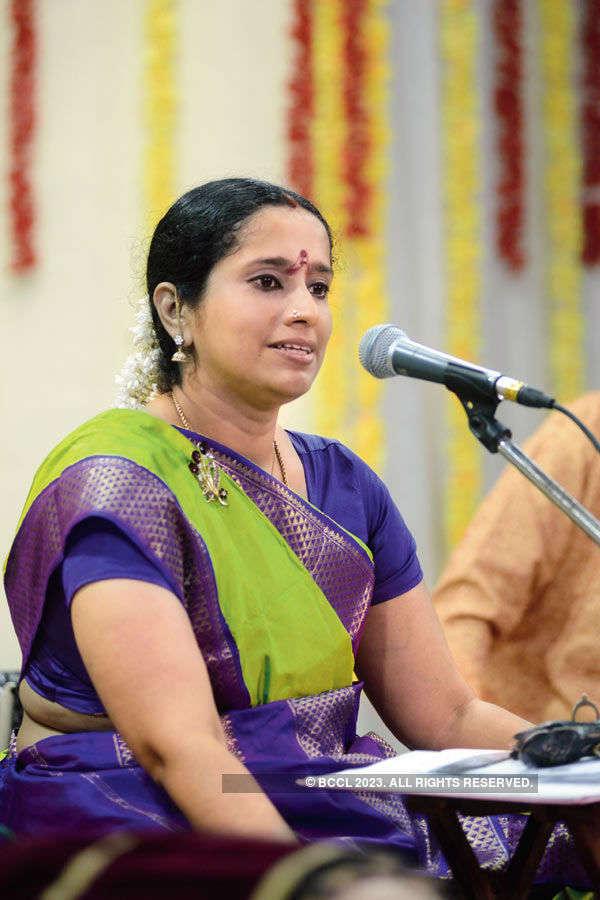 Carnatic music concerts