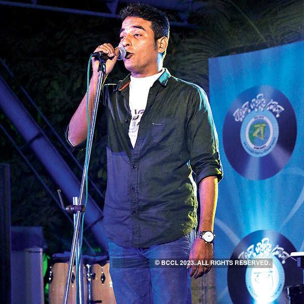 Celebs @ Bangla Sangeet Mela