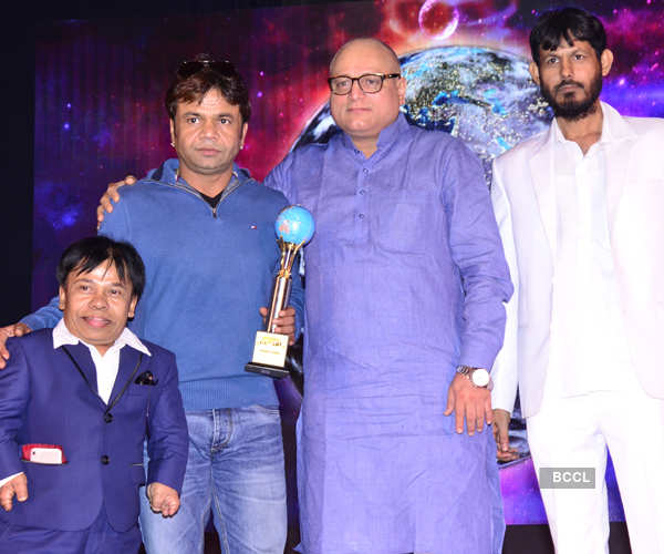 Global Achiever's Award '15