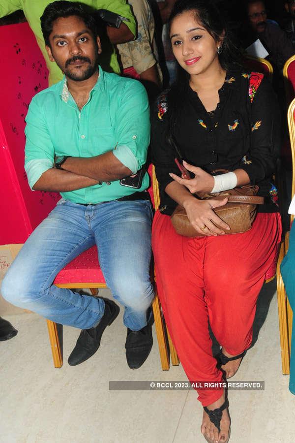 Adi Kapyare Kootamani: Audio launch